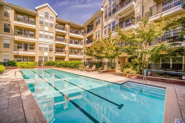 1850 Cotillion Drive #4318, Atlanta, GA 30338 (MLS #6793910) :: RE/MAX Paramount Properties