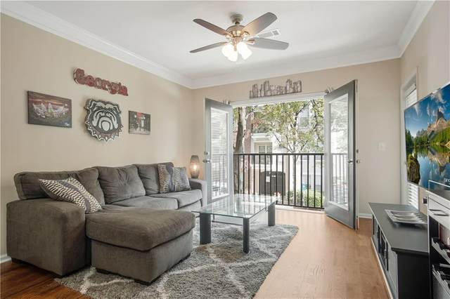 1850 Cotillion Drive #2208, Atlanta, GA 30338 (MLS #6793949) :: Thomas Ramon Realty