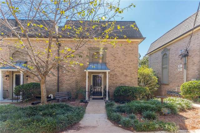6980 Roswell Road D8, Sandy Springs, GA 30328 (MLS #6793962) :: Lucido Global