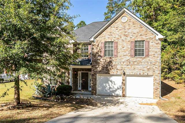 4105 Marshwood Trace, Atlanta, GA 30349 (MLS #6793967) :: North Atlanta Home Team
