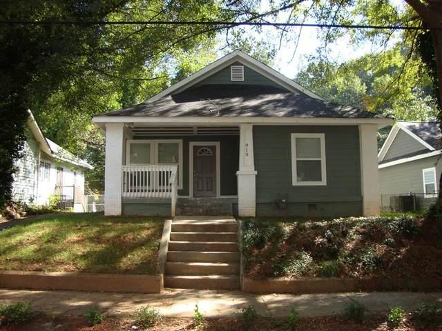 910 Gaston Street SW, Atlanta, GA 30310 (MLS #6793983) :: North Atlanta Home Team