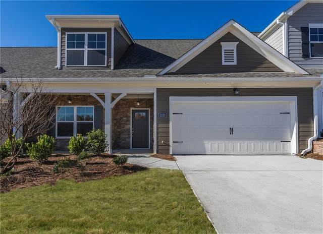 1637 Short Shadow Lane #42, Snellville, GA 30078 (MLS #6793996) :: North Atlanta Home Team