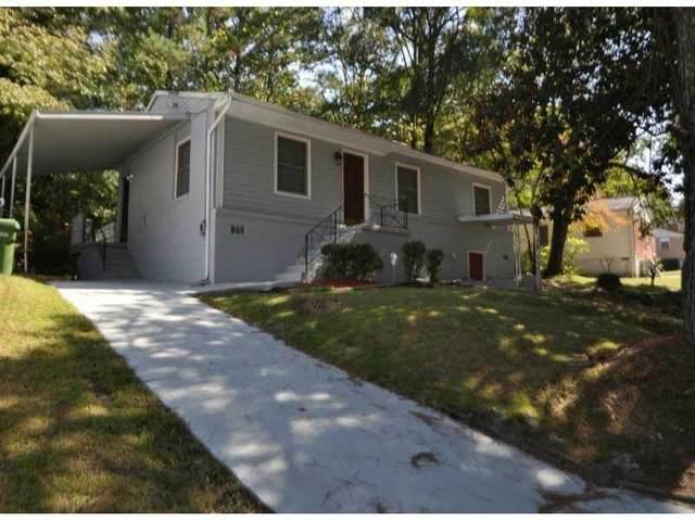 305 Argus Circle NW, Atlanta, GA 30331 (MLS #6794035) :: Keller Williams