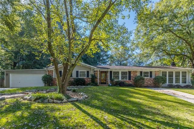 824 Cinderella Way, Decatur, GA 30033 (MLS #6794037) :: RE/MAX Paramount Properties