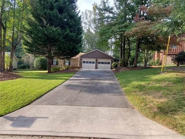 393 Spring Ridge Drive, Lawrenceville, GA 30046 (MLS #6794076) :: KELLY+CO