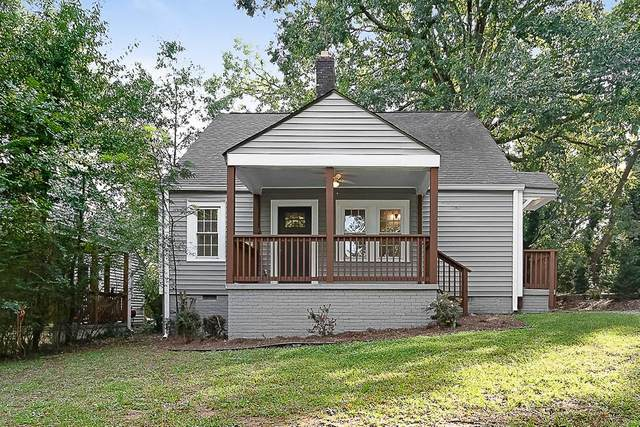 1376 Carnegie Avenue, East Point, GA 30344 (MLS #6794090) :: KELLY+CO