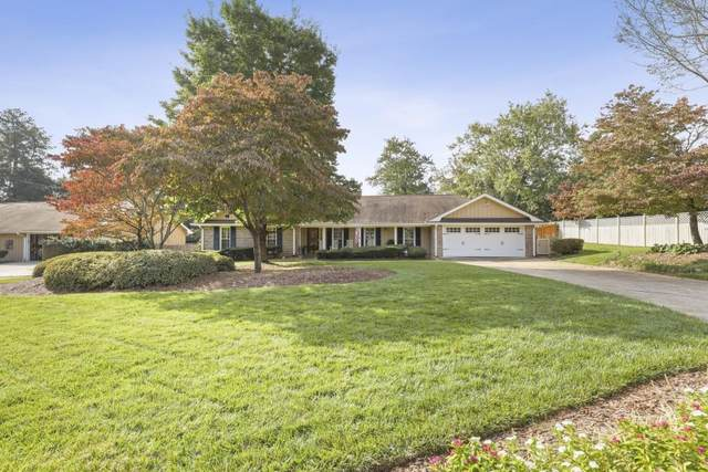 215 Bent Grass Drive, Roswell, GA 30076 (MLS #6794097) :: North Atlanta Home Team