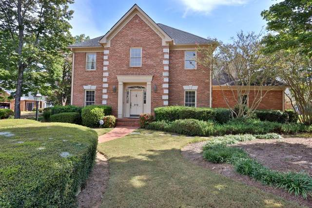 573 N Palisades Circle SE, Marietta, GA 30067 (MLS #6794109) :: Tonda Booker Real Estate Sales