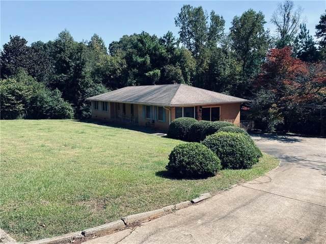 1222 Pinebluff Road, Athens, GA 30607 (MLS #6794113) :: North Atlanta Home Team