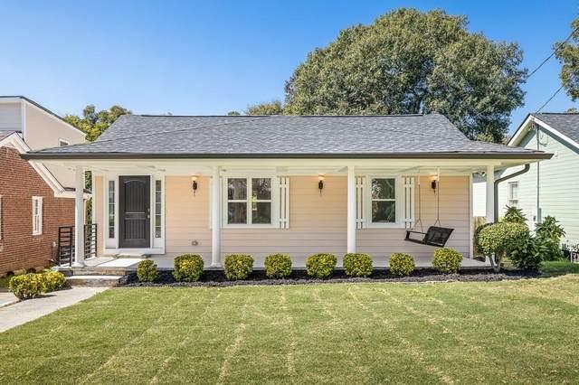 642 Albert Street NW, Atlanta, GA 30318 (MLS #6794129) :: Tonda Booker Real Estate Sales