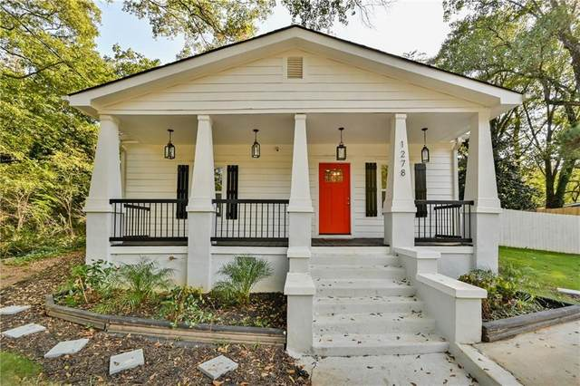 1278 Ladd Street SW, Atlanta, GA 30310 (MLS #6794138) :: Tonda Booker Real Estate Sales