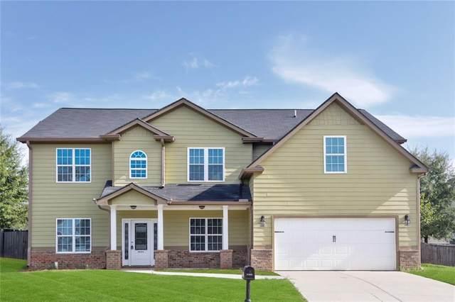 2320 Park Estates Drive, Snellville, GA 30078 (MLS #6794147) :: North Atlanta Home Team