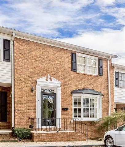 6520 Roswell Road NE #4, Sandy Springs, GA 30328 (MLS #6794166) :: North Atlanta Home Team