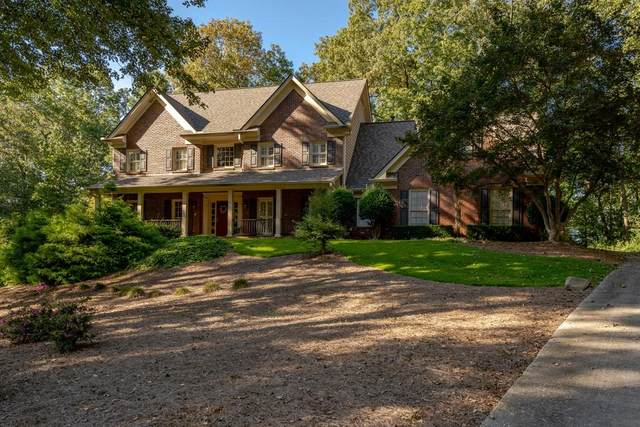 1590 Bakers Glen Drive, Sandy Springs, GA 30350 (MLS #6794167) :: North Atlanta Home Team