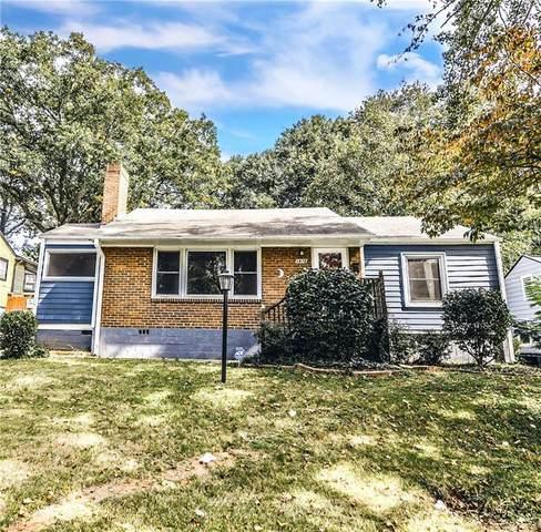 1878 Sylvan Road SW, Atlanta, GA 30310 (MLS #6794170) :: RE/MAX Paramount Properties