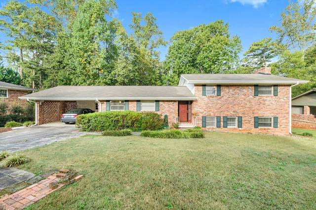 1674 Stonecliff Drive, Decatur, GA 30033 (MLS #6794180) :: North Atlanta Home Team