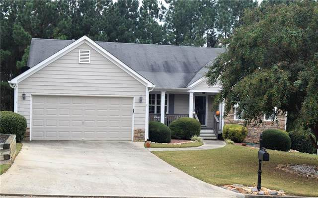 329 Spring Hill Drive, Canton, GA 30115 (MLS #6794197) :: North Atlanta Home Team