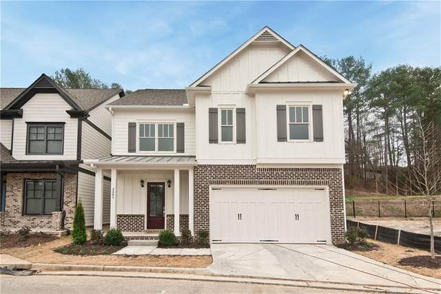 1880 Commons Place, Atlanta, GA 30318 (MLS #6794217) :: North Atlanta Home Team