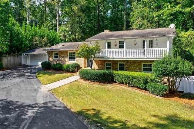 2570 Northside Drive NW, Atlanta, GA 30305 (MLS #6794220) :: North Atlanta Home Team