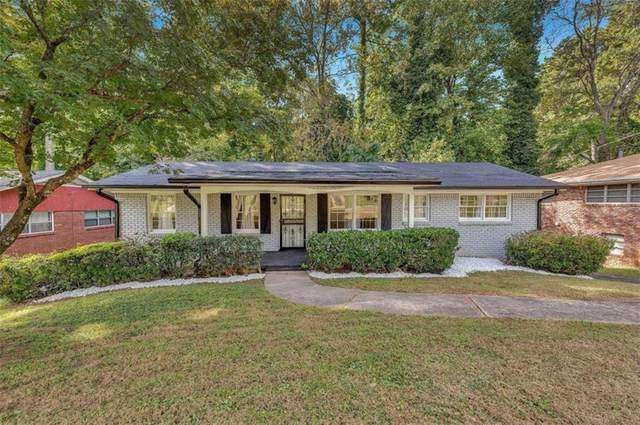 1899 Idlewood Drive, East Point, GA 30344 (MLS #6794251) :: MyKB Homes