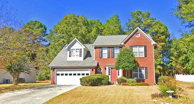 1066 Masters Lane, Snellville, GA 30078 (MLS #6794282) :: The Cowan Connection Team