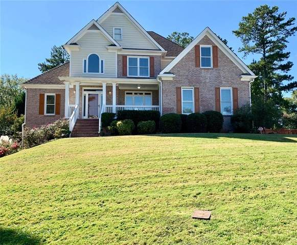 1707 Manor Brook Way, Snellville, GA 30078 (MLS #6794374) :: North Atlanta Home Team