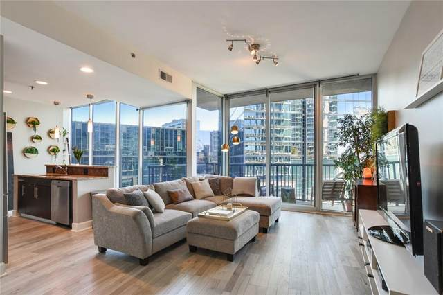 1080 Peachtree Street NE #807, Atlanta, GA 30309 (MLS #6794409) :: The Zac Team @ RE/MAX Metro Atlanta