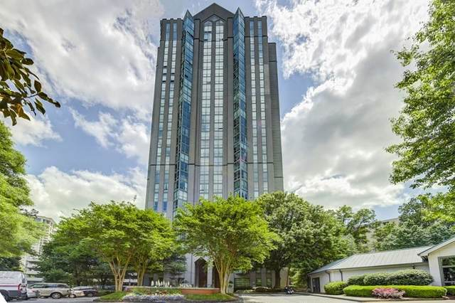 2870 Pharr Court S #1608, Atlanta, GA 30305 (MLS #6794412) :: The Zac Team @ RE/MAX Metro Atlanta