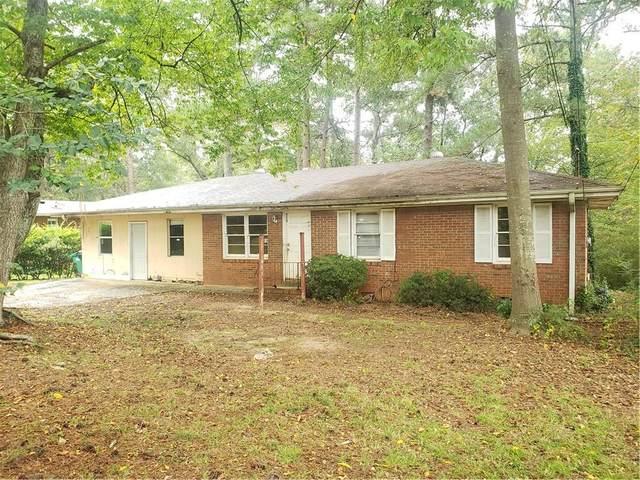 5884 Ash Street, Forest Park, GA 30297 (MLS #6794438) :: North Atlanta Home Team