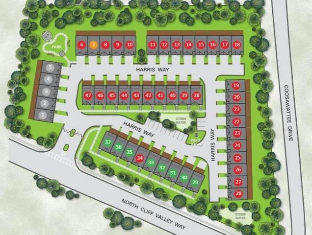 1311 Harris Way #35, Brookhaven, GA 30319 (MLS #6794481) :: Path & Post Real Estate