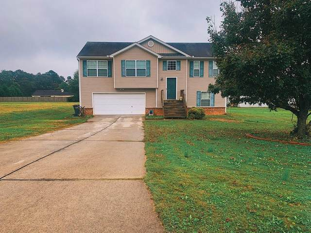 2501 Amelia Way, Statham, GA 30666 (MLS #6794492) :: Tonda Booker Real Estate Sales