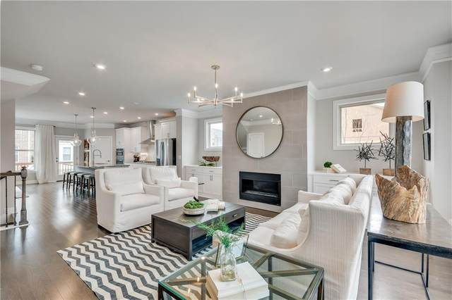 1309 Harris Way #36, Brookhaven, GA 30319 (MLS #6794507) :: Path & Post Real Estate