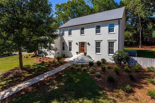 450 Park Manor Drive NW, Marietta, GA 30064 (MLS #6794529) :: Keller Williams Realty Atlanta Classic