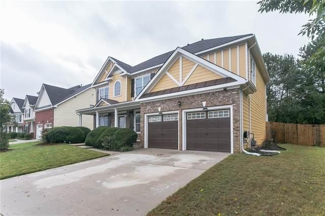 165 Harrison Circle, Covington, GA 30016 (MLS #6794533) :: North Atlanta Home Team