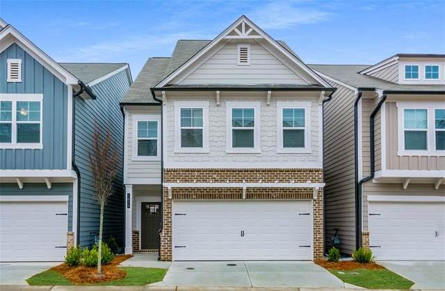 804 Belrose Drive #51, Smyrna, GA 30080 (MLS #6794568) :: North Atlanta Home Team
