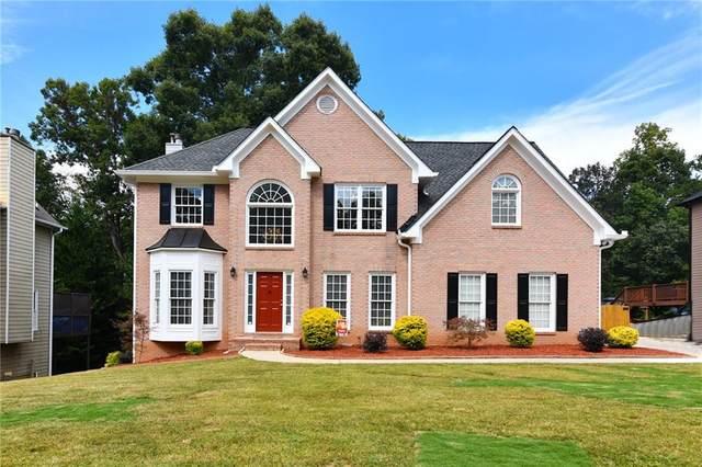 2864 Antonia Place NW, Kennesaw, GA 30152 (MLS #6794570) :: North Atlanta Home Team