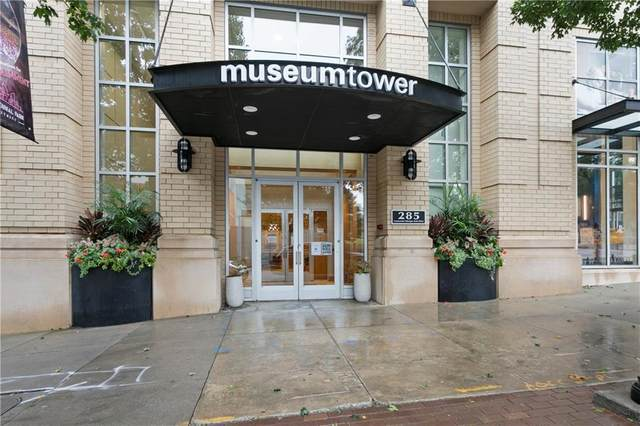 285 Centennial Olympic Park Drive NW #1008, Atlanta, GA 30313 (MLS #6794671) :: The Heyl Group at Keller Williams
