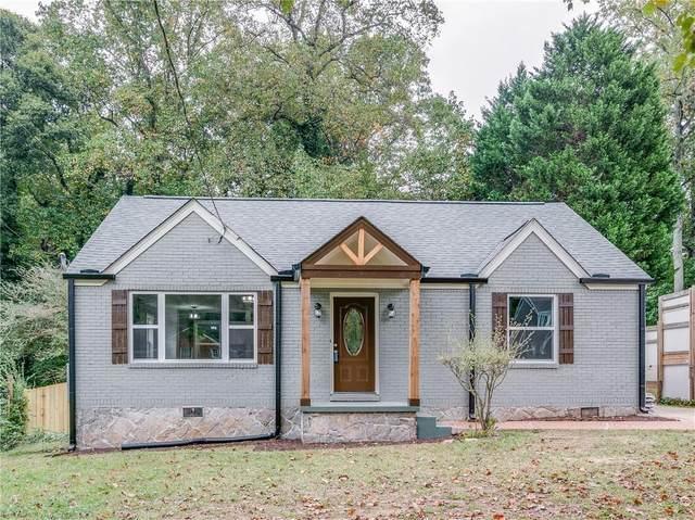 1866 Glendale Drive, Decatur, GA 30032 (MLS #6794676) :: RE/MAX Paramount Properties