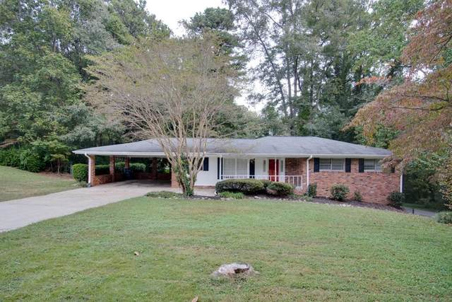 3872 Colonial Trail, Douglasville, GA 30135 (MLS #6794677) :: North Atlanta Home Team