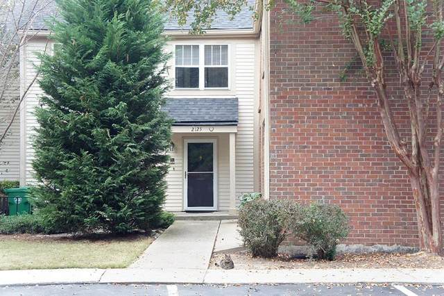 2125 Bucktrout Place, Dunwoody, GA 30338 (MLS #6794696) :: North Atlanta Home Team