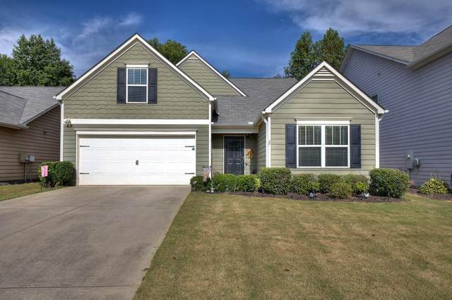 137 Renford Road, Ball Ground, GA 30107 (MLS #6794744) :: North Atlanta Home Team