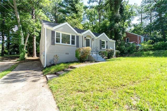 1954 Wildwood Drive, Decatur, GA 30032 (MLS #6794763) :: North Atlanta Home Team