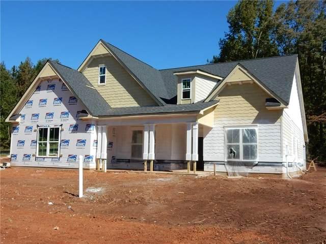 7504 Lakeview Terrace, Jefferson, GA 30549 (MLS #6794773) :: Tonda Booker Real Estate Sales