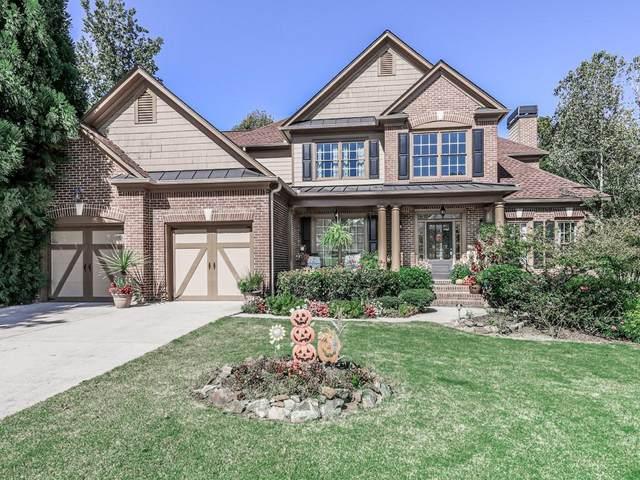 117 Olde Heritage Way, Woodstock, GA 30188 (MLS #6794834) :: Charlie Ballard Real Estate