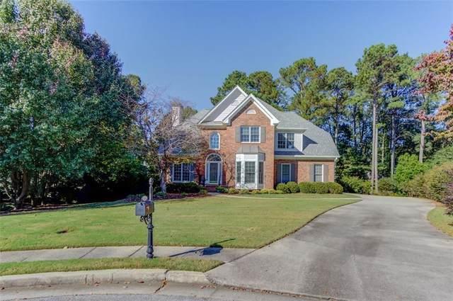 614 Kodiac Court, Grayson, GA 30017 (MLS #6794852) :: Tonda Booker Real Estate Sales
