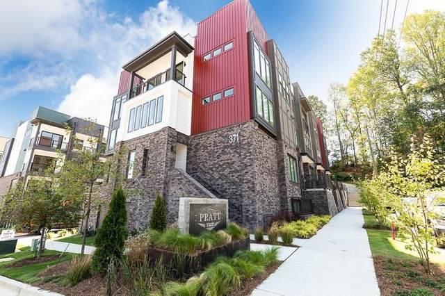 400 Pratt Drive #1401, Atlanta, GA 30315 (MLS #6794862) :: Dillard and Company Realty Group