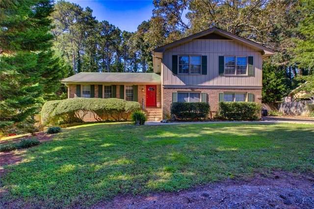 683 Ridgeview Drive SW, Lilburn, GA 30047 (MLS #6794881) :: North Atlanta Home Team