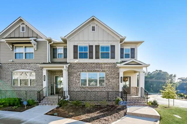 888 Caldwell Circle #70, Marietta, GA 30062 (MLS #6794916) :: North Atlanta Home Team