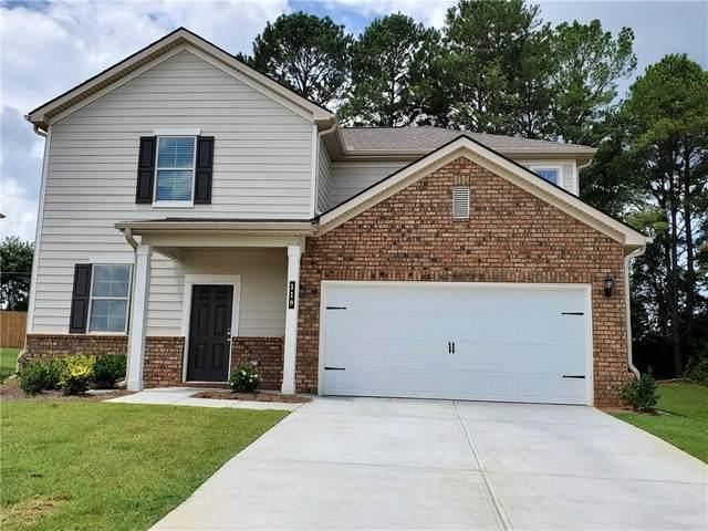 30 Alyssa Lane, Covington, GA 30016 (MLS #6794935) :: Tonda Booker Real Estate Sales