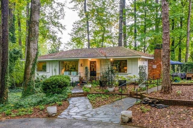 2604 N Druid Hills Road NE, Atlanta, GA 30329 (MLS #6795001) :: North Atlanta Home Team